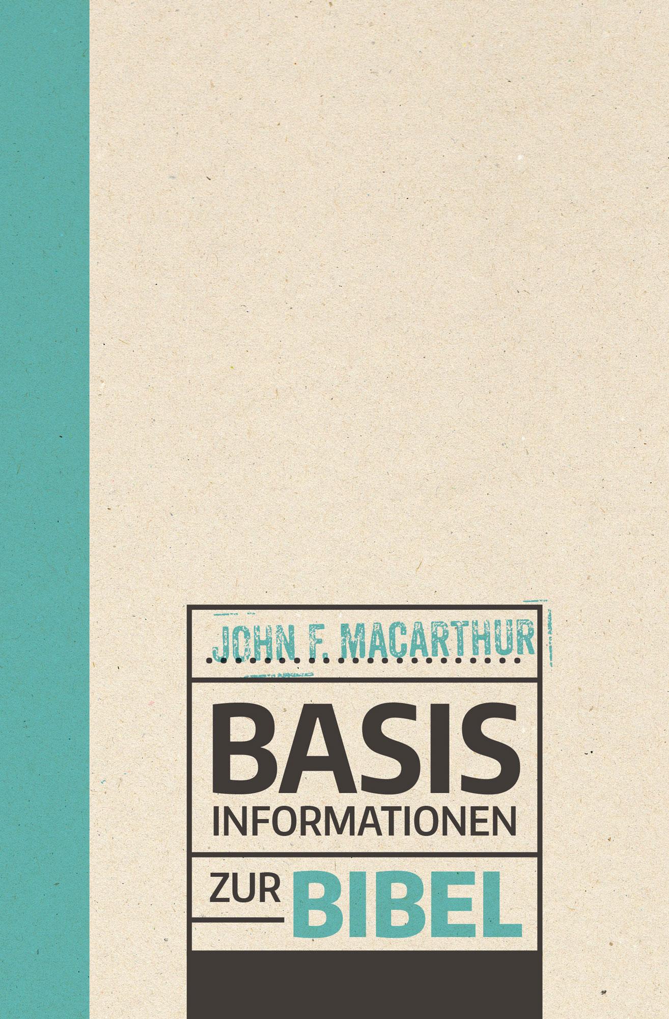 Basisinformationen zur Bibel