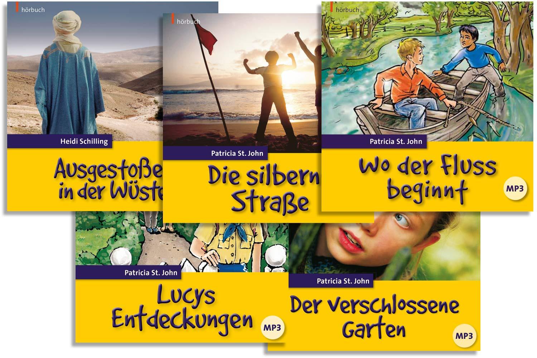 Hörbuch-Paket »Gelbe Reihe« (5 CDs im Paket)