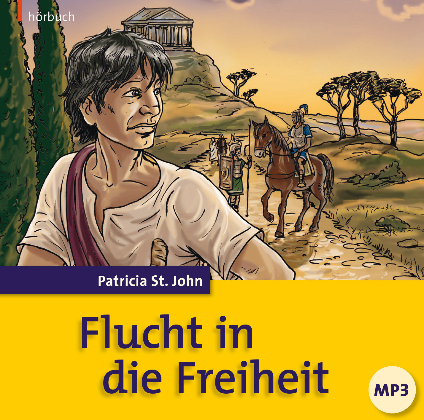 DOWNLOAD: Flucht in die Freiheit (Hörbuch [MP3])