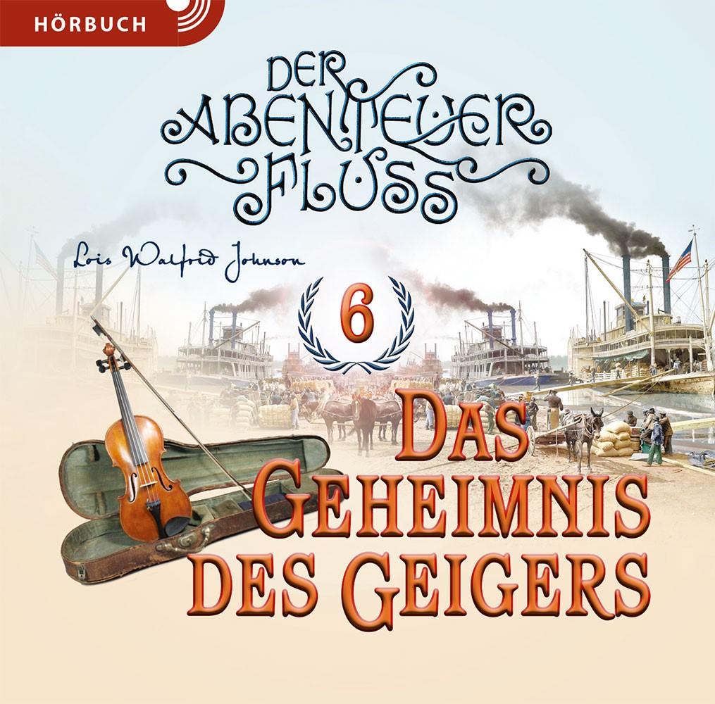 Das Geheimnis des Geigers (Hörbuch [MP3])