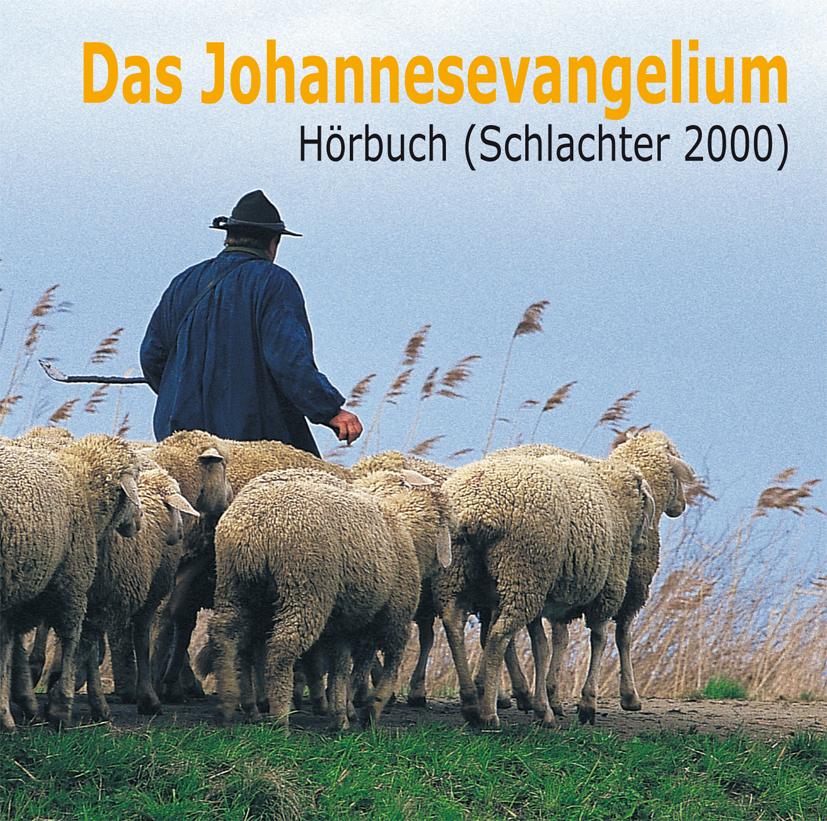 CLV_das-johannesevangelium-schlachter-2000-auf-cd_255946_1