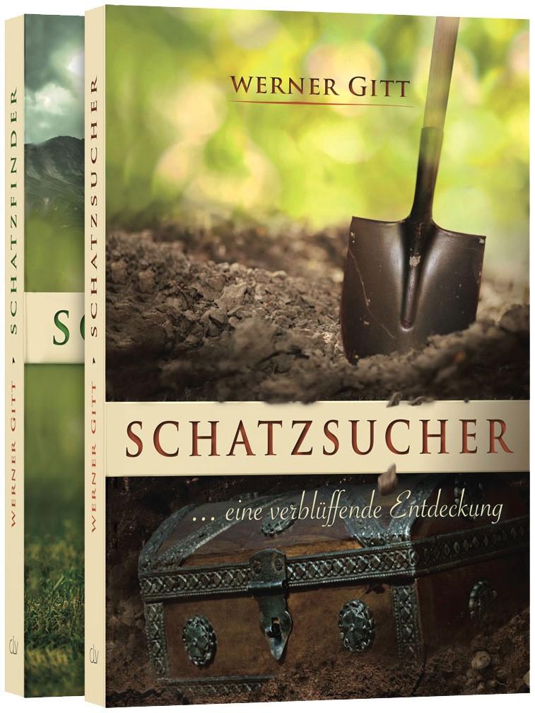 Buchpaket »Schatzsucher« / »Schatzfinder«