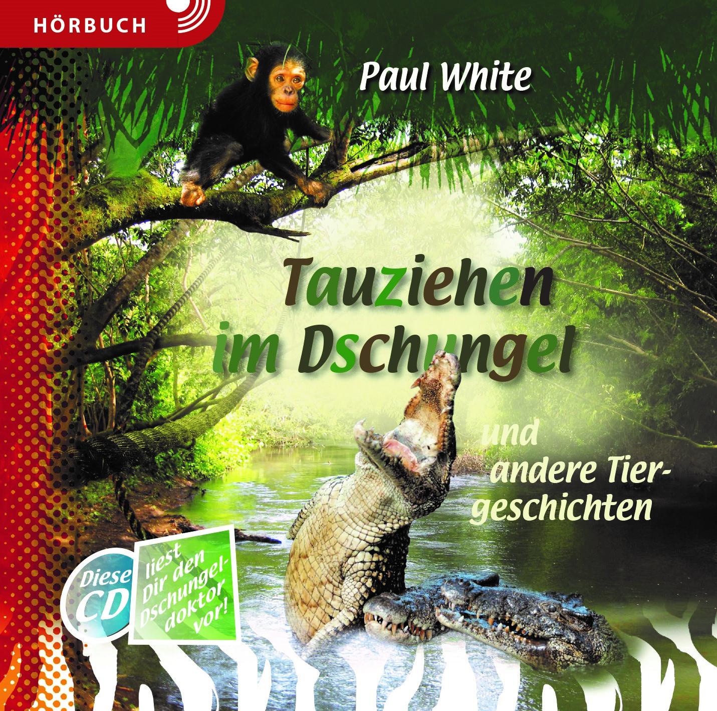 DOWNLOAD: Tauziehen im Dschungel (Hörbuch [MP3])