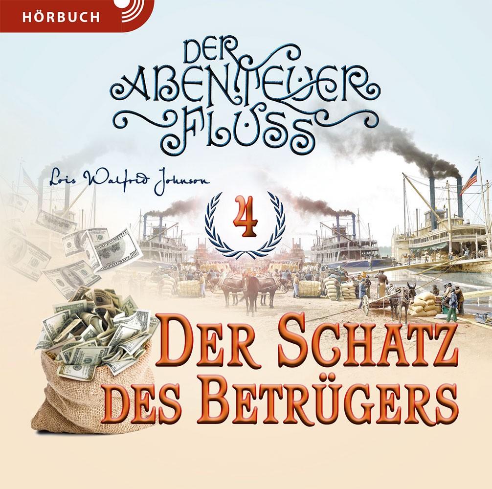 Der Schatz des Betrügers (Hörbuch [MP3])