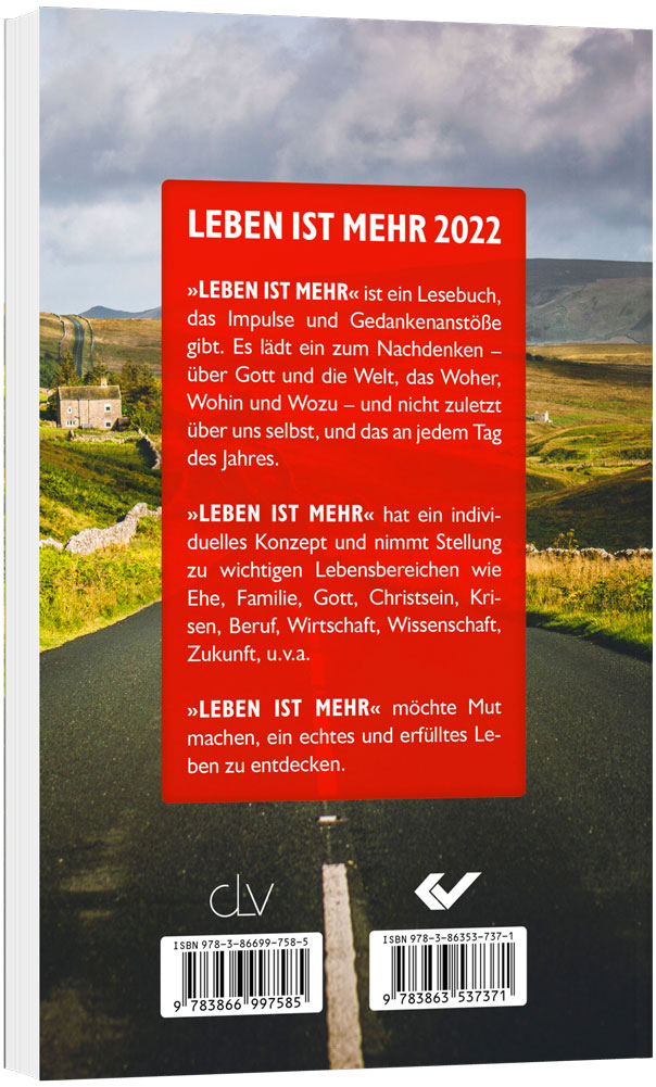 Leben ist mehr 2022 (Paperback)