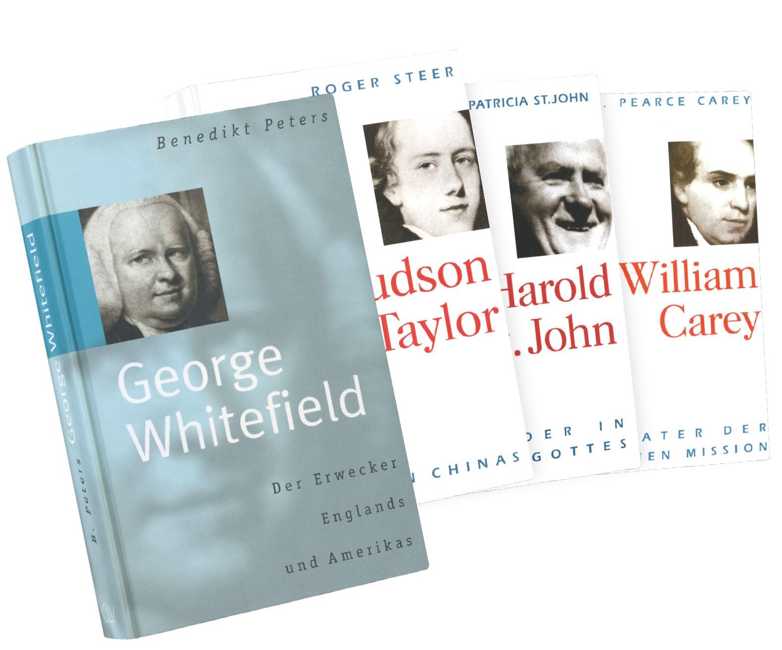Buchpaket Biografien